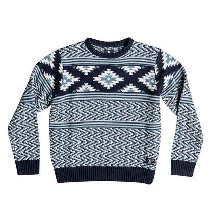 Laurell Park - Jacquard Sweater  EDBSW03008