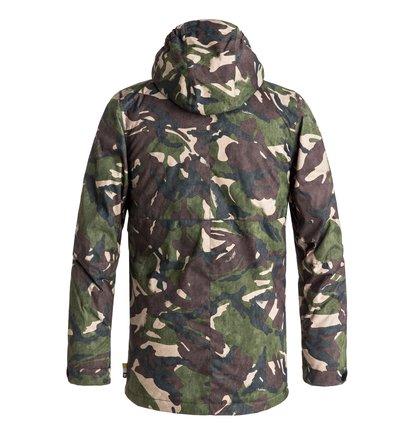 Сноубордическая куртка Servo - Зеленый