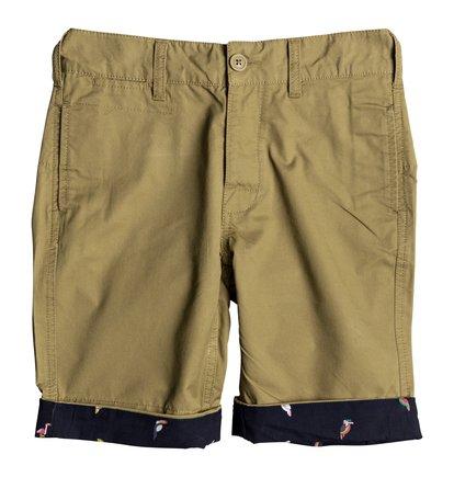 Hidden Gem - Chino Shorts  EDBWS03048