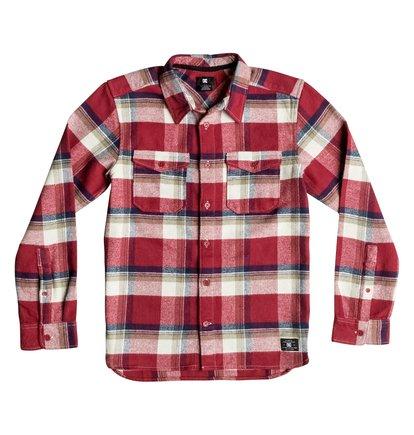Marsha Flannel - Long Sleeve Shirt  EDBWT03017