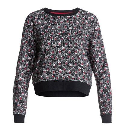 Marpole Print - Sweatshirt  EDJFT03032