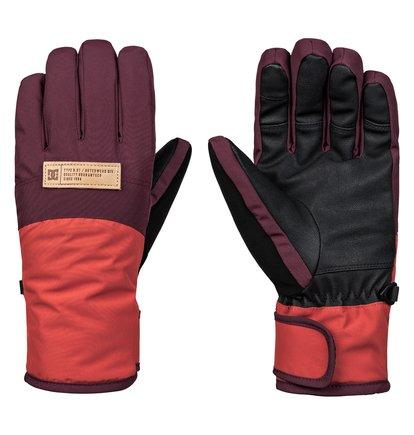 Franchise - Gants de ski/snowboard pour Femme - Rouge - DC Shoes