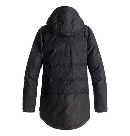 Сноубордическая куртка Liberty - Черный