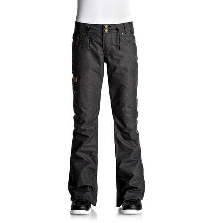 Купить Сноубордические штаны Viva - Черный, DC Shoes, 100% полиэстер