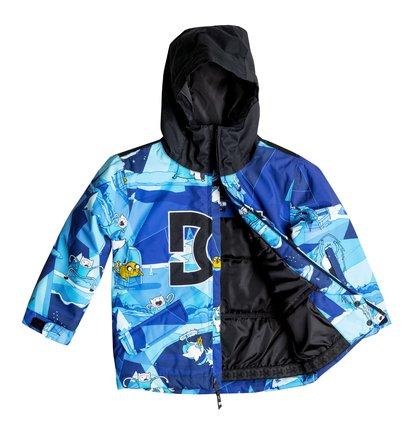 Сноубордическая куртка Critter
