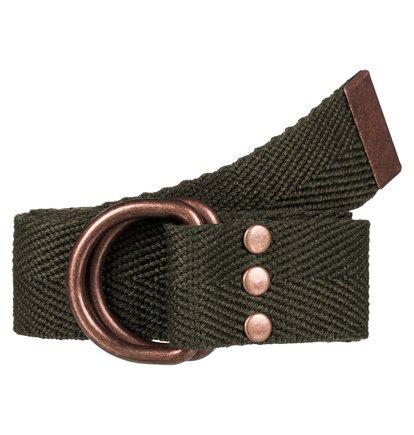 Native Alter - Webbing D-Ring Belt  EDYAA03115
