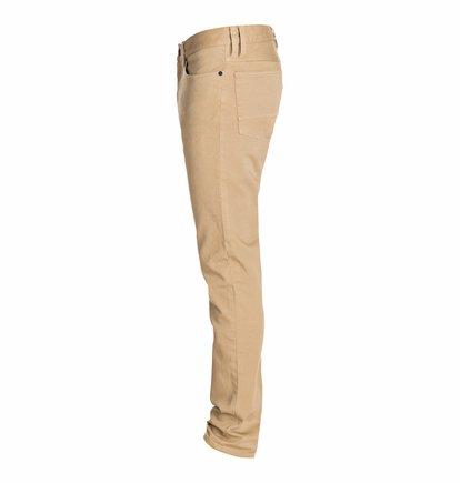 Dcshoes ������� ������ Dc Shoes Worker Elevated Color Slim Jean 34