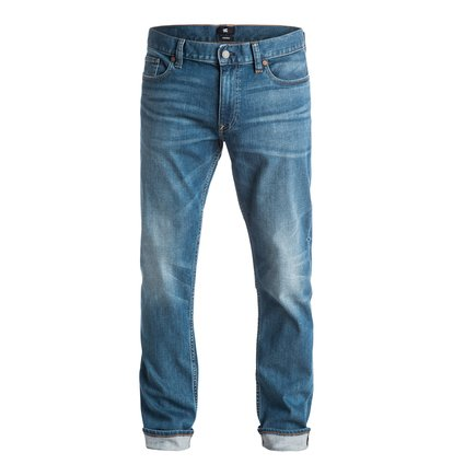 "Washed Straight Fit 34"" - Jeans  EDYDP03205"