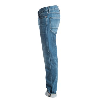 """Dcshoes ������� ������ Washed Straight Fit 34"""" Washed Straight Fit 34"""" Jeans"""