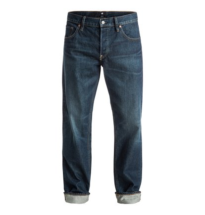 "Washed Roomy 32"" - Roomy Fit Jeans  EDYDP03210"