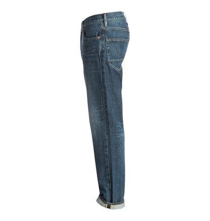 Свободные джинсы Washed Medium Stone Rigid