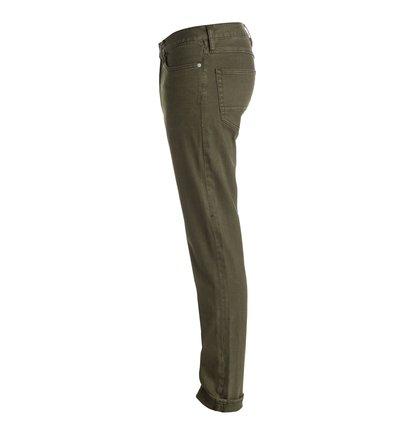 Прямые джинсы Colour