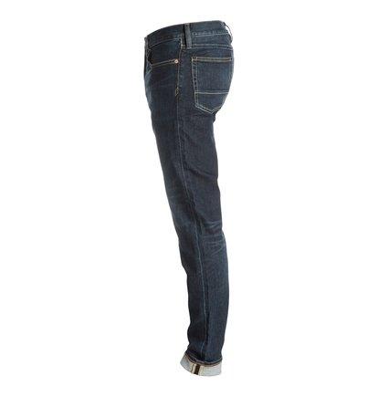 Узкие джинсы Washed Dark Stone