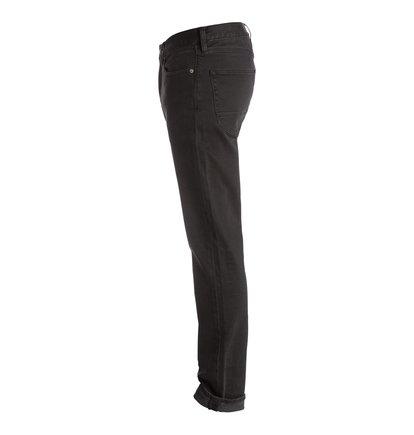 Прямые джинсы Washed Dark Grey