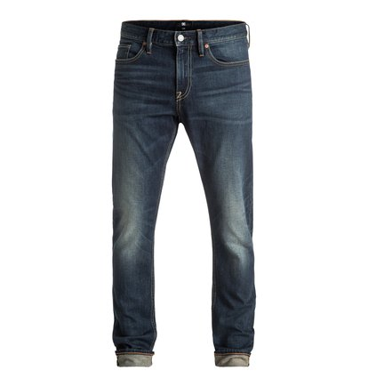 Washed Medium Stone - Slim Fit Jeans  EDYDP03284