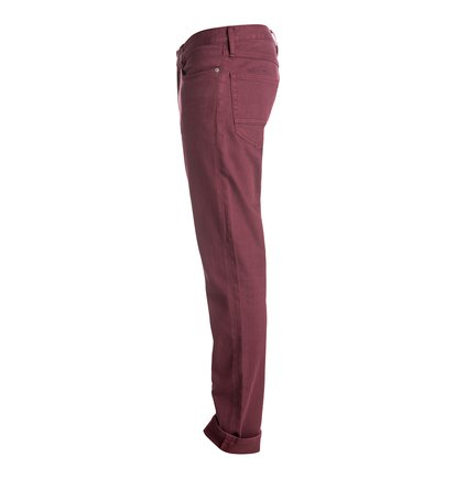 Straight Colour - Straight Fit Jeans<br>