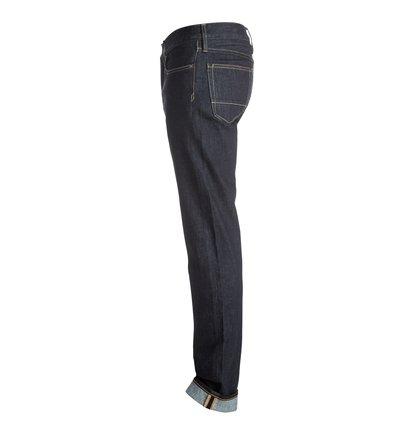 Worker Indigo Rinse - Slim Fit Jeans