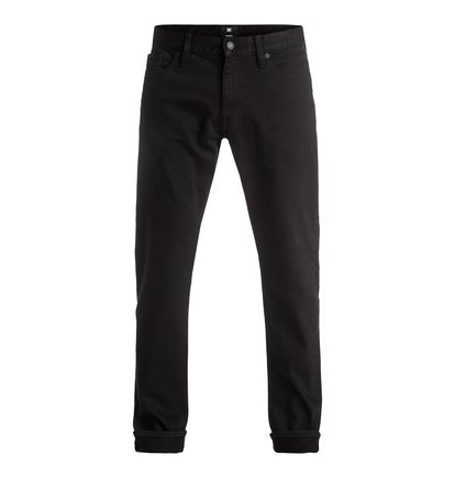 Worker Straight Rinse - Straight Fit Jeans  EDYDP03303