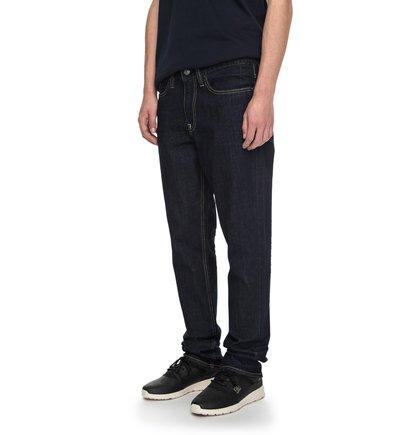 Узкие джинсы Worker Indigo Rinse Slim