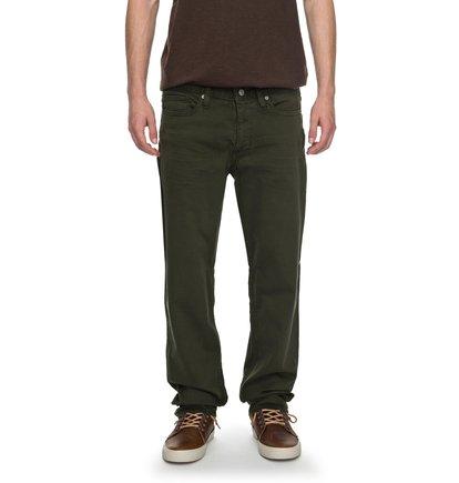 Sumner Straight - Straight Fit Jeans  EDYDP03330