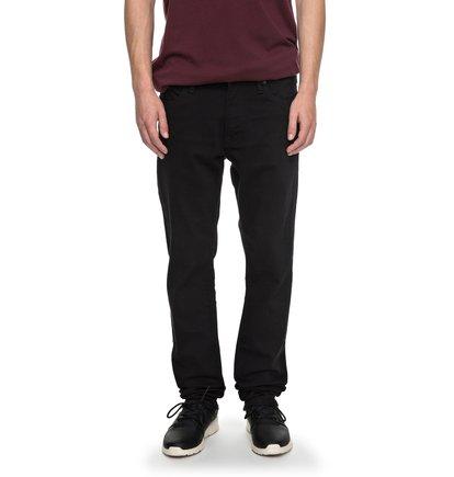 Worker Black Rinse Slim - Slim Fit Jeans  EDYDP03331