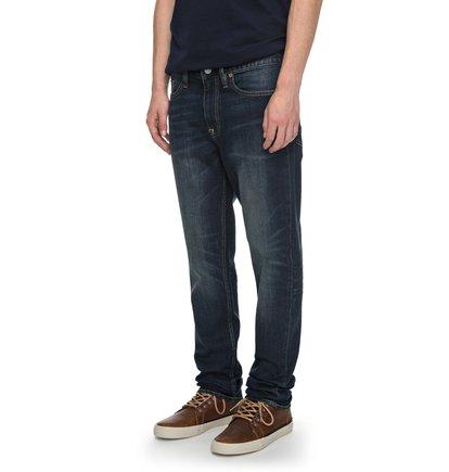 Узкие джинсы Worker Medium Stone Slim