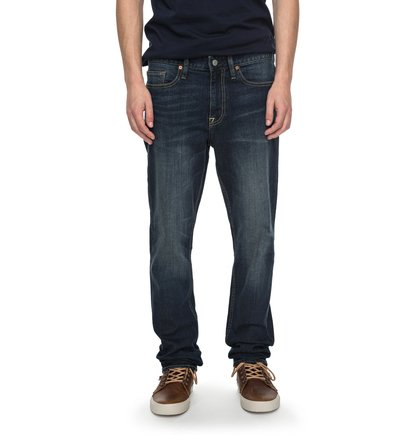 Worker Medium Stone Slim - Slim Fit Jeans  EDYDP03332