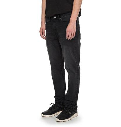 Узкие джинсы Worker Medium Grey Slim