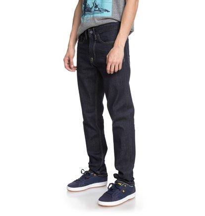 Узкие джинсы Worker Indigo Rinse джинсы узкие quiksilver distor sirinse pant rinse