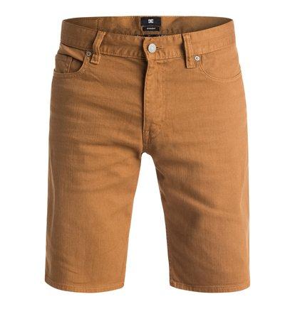 Colour Straight - Denim Shorts  EDYDS03005