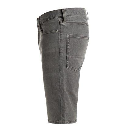 Dcshoes Джинсовые шорты Washed Light Grey