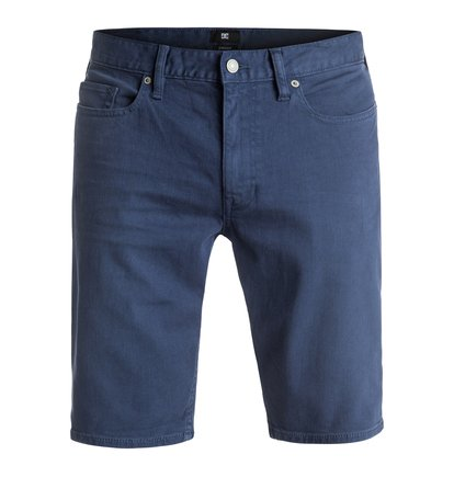 Colour Straight - Denim Shorts  EDYDS03022