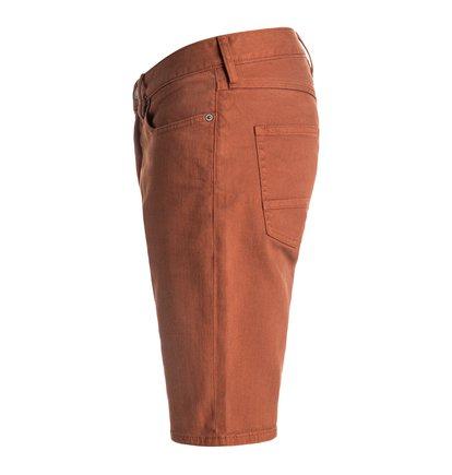 Colour Straight - Denim Shorts