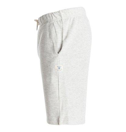 Rebel ShortsМужские шорты Rebel от DC Shoes. <br>ХАРАКТЕРИСТИКИ: мягкий текстиль с начесом, прямой крой, эластичный пояс, боковые и задние карманы. <br>СОСТАВ: 60% хлопок, 40% полиэстер.<br>