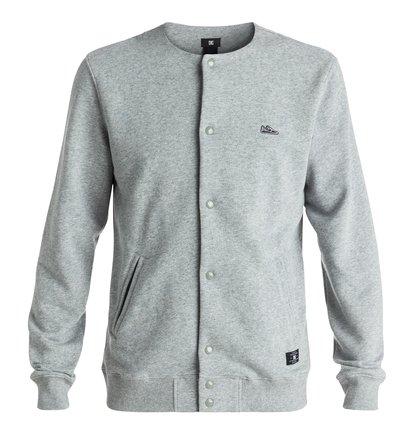 Hamby - Varsity Button Front Sweatshirt  EDYFT03267