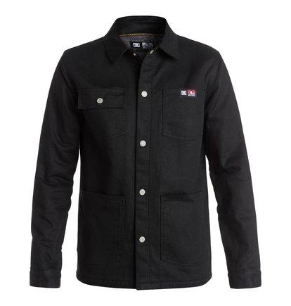 DCBD Front Snap Canvas - Jacket  EDYJK03041