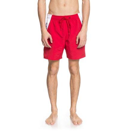Купить Пляжные шорты Breakwall 2 16.5 - Красный, DC Shoes, 100% нейлон