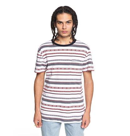 """Imagen de """"Aldersyde Camiseta para Hombre Blanco DC Shoes"""""""