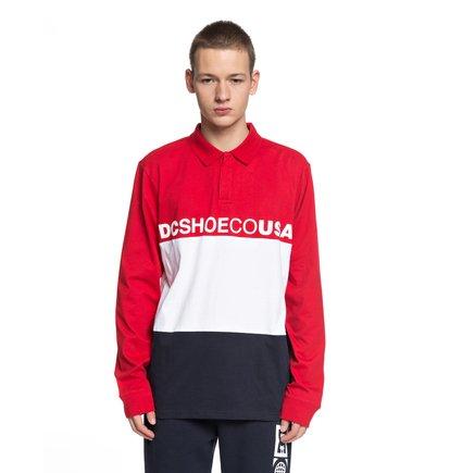 Stewardson - Long Sleeve Polo Shirt  EDYKT03395