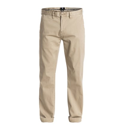 """Worker Straight Fit 32"""" - Chinos  EDYNP03075"""