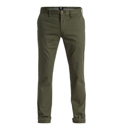 "Worker Slim Fit 32"" - Chinos  EDYNP03105"
