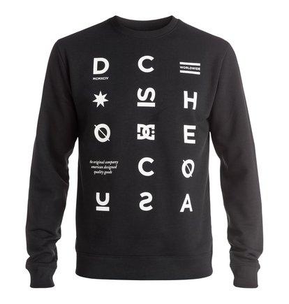 0 Avaleon - Sweatshirt Black EDYSF03115 DC Shoes