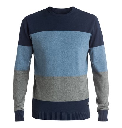 0 Bent Bow - Sweater Blue EDYSW03018 DC Shoes