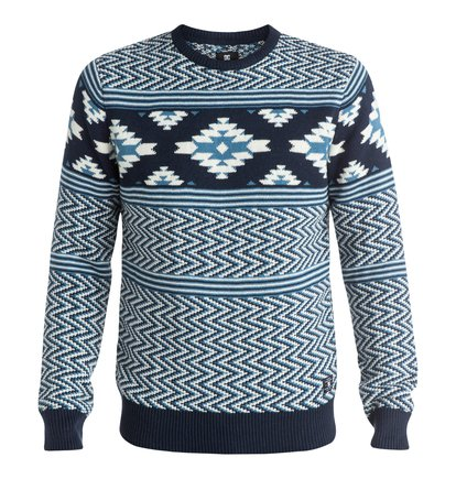 Laurell Park - Jacquard Sweater  EDYSW03021