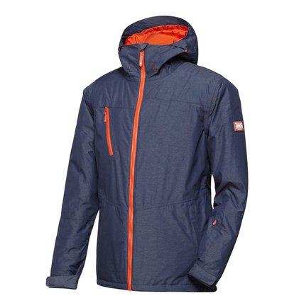 BlitzBlitz от DC Shoes – это мужская сноубордическая куртка из зимней сноубордической коллекции 14-15. Характеристики: водостойкая и дышащая мембрана EXOTEX™ 20 (20 000 / 20 000), прочная синтетика Ripstop из легкого нейлона, утеплитель 3M™ Thinsulate™ Lite Loft™ (120 г).<br>