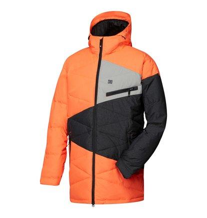 Stage 15Stage 15 от DC Shoes – это мужская сноубордическая куртка из зимней сноубордической коллекции 14-15. Характеристики: водостойкая и дышащая мембрана EXOTEX™ 10 (10 000 / 10 000), прочная синтетика Ripstop из легкого нейлона, утеплитель 450 fill power 50/50 из пуха и перьев (350 г).<br>