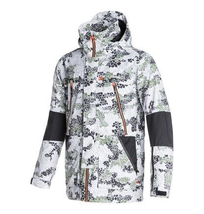Dcshoes Сноубордическая куртка Command DPM