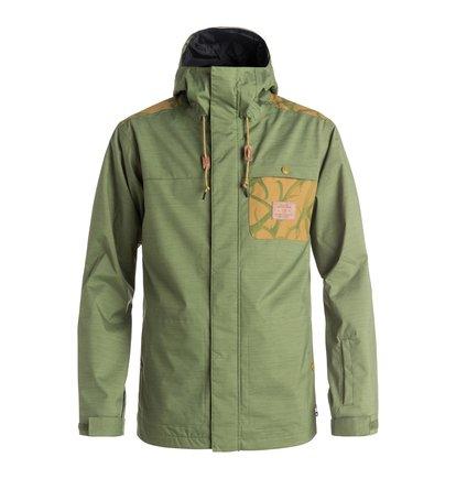 Delinquent - Snow Jacket  EDYTJ03018