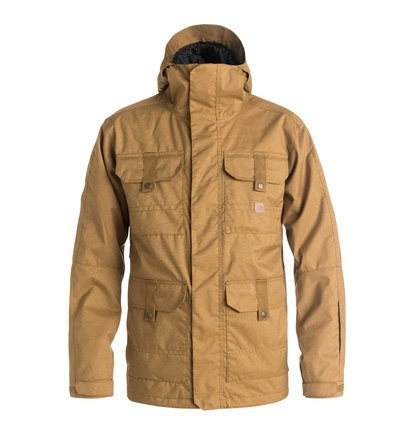 Servo - Snow Jacket  EDYTJ03022