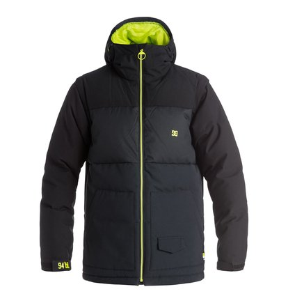 Downhill - Puffer Snow Jacket  EDYTJ03031